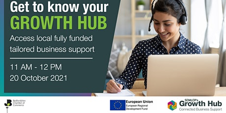 Get to know your Growth Hub tickets