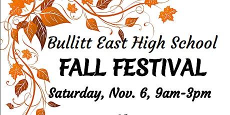 Bullitt East Fall Festival tickets