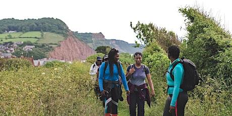 Black Girls Hike: Devon - Torquay Coastal  (25th September) Moderate tickets