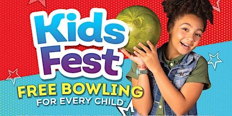 KID'S FEST BOWLING FUN tickets