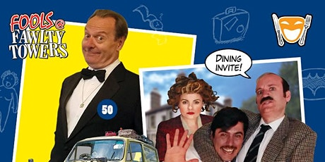 Only Fools @ Fawlty Towers tickets