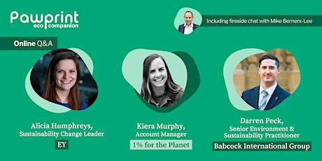 How to accelerate eco-action at work tickets
