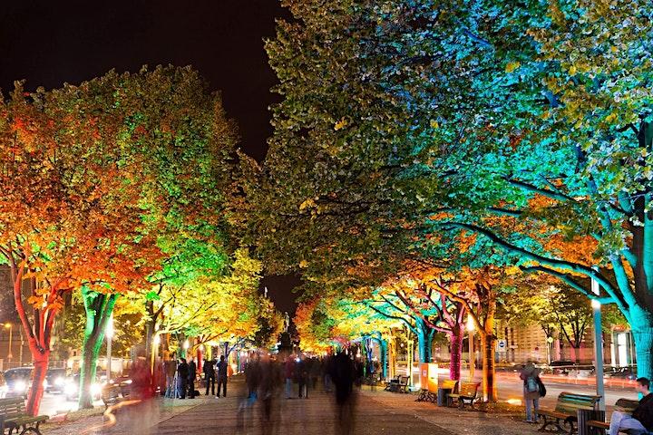 Fotokurs Blaue Stunde beim Festival of Lights 2021 in Berlin: Bild