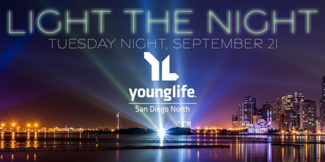 Light the Night with Young Life tickets
