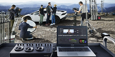 Webinar: DaVinci Resolve : HDR Tools And The Colour Pipeline Tickets