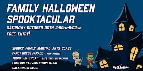 Excel Family Halloween Spooktacular tickets