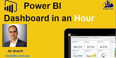 Power BI Dashboard in AN Hour boletos