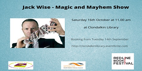 Jack Wise - Magic and Mayhem Show tickets