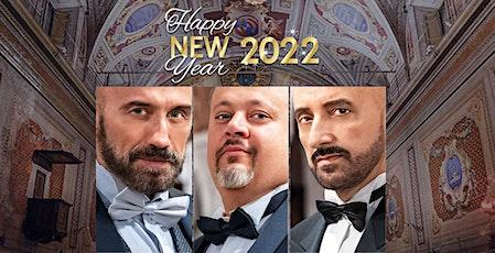 New Year's Eve Concert in Rome: The Three Tenors - Concerto di Capodanno biglietti