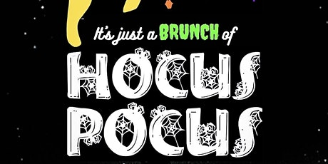 Bacon & DRAGS  - Hocus Pocus Brunch! - October 10th - Doors 1 PM *SOLD OUT tickets