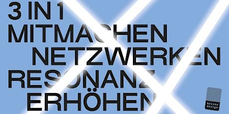 Sommerlicher Jahresempfang der hessischen Designwirtschaft 2021 Tickets