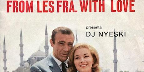 PUNXADISCOS: DJ. Nyeski - F.LF.W.L. T2-E1 - Sessió Rentrée scolaire entradas