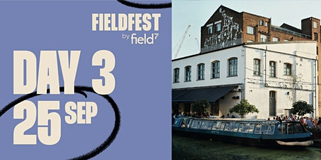 FieldFest. Talks and workshops on the climate crisis,  presented by Field7 tickets