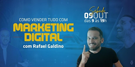 Como Vender Tudo com Marketing Digital ingressos