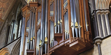 Cathedral Anniversary Organ Recital tickets