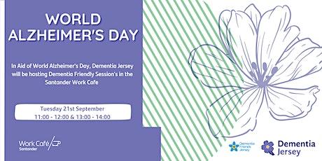 World Alzheimer's Day 2021 - Dementia Friends tickets