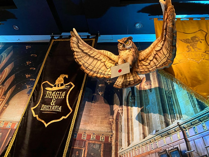 Imagem do evento Restaurante Temático - Magia & Bruxaria