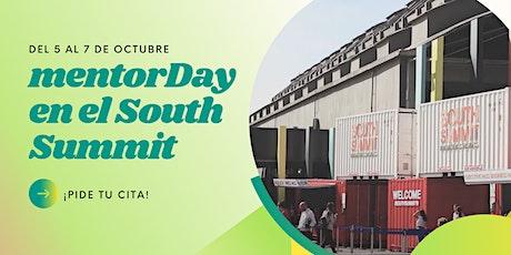 mentorDay en el South Summit 2021 entradas