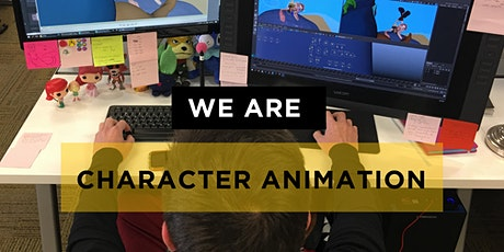 SVAD Character Animation Fall 2021 Open House tickets