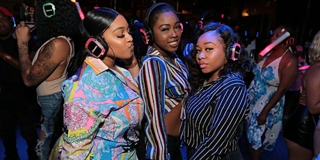 "Urban Fêtes: SILENT ""GIRLS MUST DANCE"" DALLAS tickets"