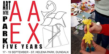 Workshop: Dada Designers (8 -12 years) tickets