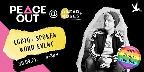 Peace Out  LGBTQ+ Spoken Word Night tickets