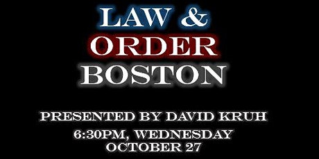 Law and Order: Boston tickets