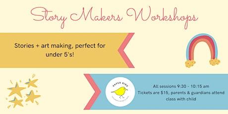 Story Maker's Workshop tickets