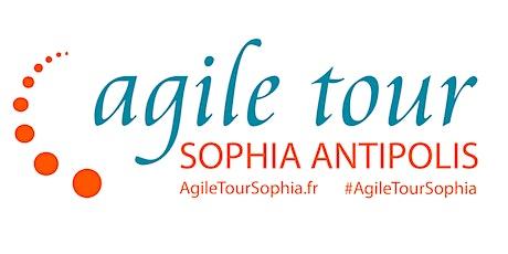 Agile Tour Sophia Antipolis 2021 billets