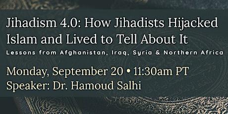 Jihadism 4.0: How Jihadists Hijacked Islam & Lived to Tell About It • CSUDH biglietti