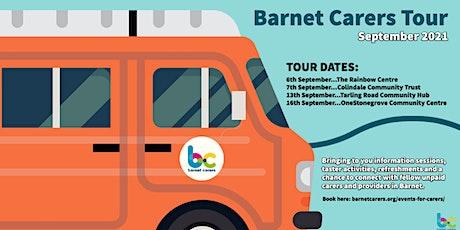 Barnet Carers on Tour - Barnet Mencap Community Centre tickets