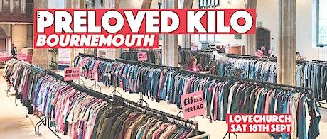 Bournemouth Preloved Vintage Kilo Sale tickets