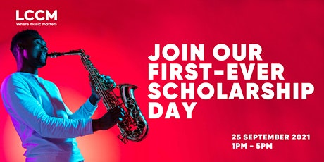 LCCM Scholarship Day tickets