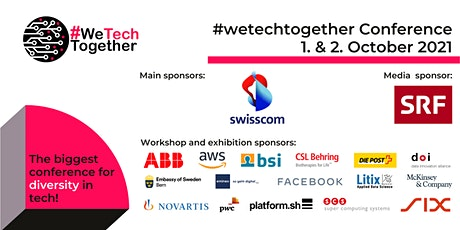 #WeTechTogether Conference 2021 Tickets
