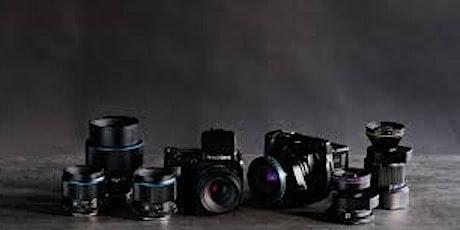 Freelance photography  talk tickets