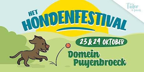 HET HONDENFESTIVAL Puyenbroeck tickets