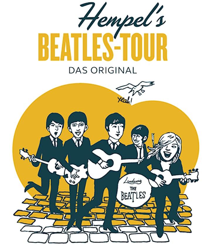 Beatles Tour through St. Pauli with Steffi Hempel image