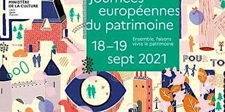 Journées du Patrimoine Hôpital Lyon Sud - Visite du service des Urgences billets