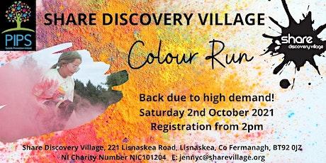 SHARE Colour Run tickets
