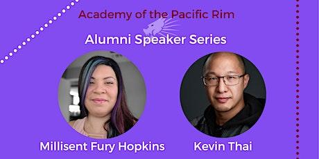 APR Alumni Speaker Series tickets