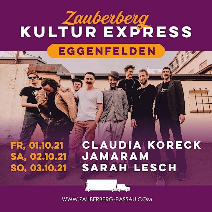 Sarah Lesch  • Eggenfelden • Zauberberg Kultur Express: Bild