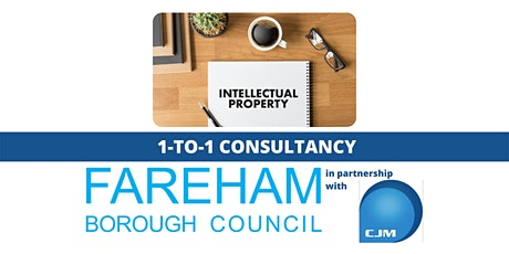 1-to-1 Consultancy & Advice on Intellectual Property tickets