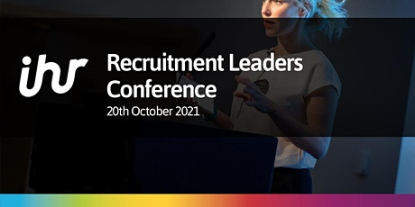 In-house Recruitment Leaders Conference 2021 tickets