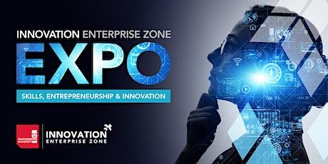 Staffordshire University Innovation Enterprise Zone Expo tickets