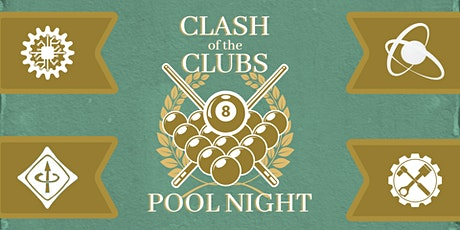 Clash of the Clubs: Pool Night tickets
