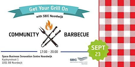 Community Barbecue with SBIC Noordwijk tickets