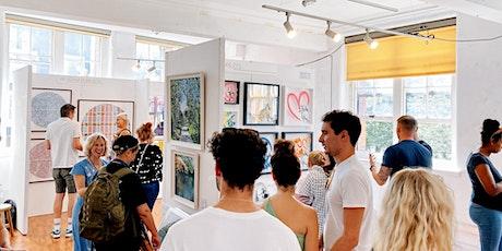 Roy's Art Fair: London tickets