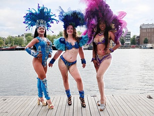 Party boat tour Samba Show,stripper & Drinks tickets