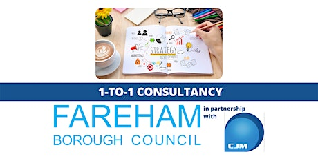 1-to-1 Consultancy & Advice on Business Strategy tickets