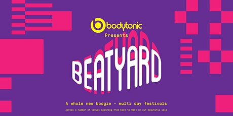 Beatyard Presents: Toshin & DubX Radio tickets